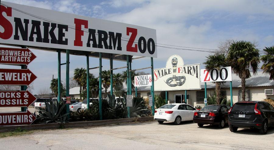 Snake Farm Zoo